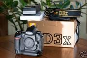 For sale brand new Nikon d3x camera