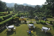 A hotel resort available for leasing in Corbett National park,  Uttrakh