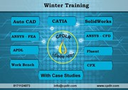 Winter Training 2015-2016. 2/3/4/6 weeks/months Training & Industrial