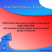 Final Year B.tech Projects,  Training in Dehradun