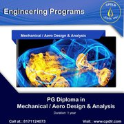 Summer Training & Internship for Mechanical,  Aero,  Auto,  Oil and Gas.