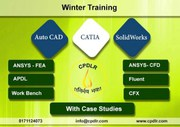 ANSYS,  CATIA Training