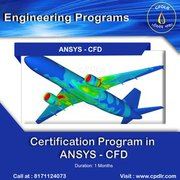 Training in ANSYS CFD in Dehradun.