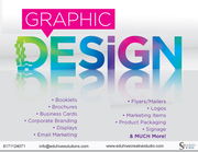 Logo,  Brochure,  Website,  T-shirt design consultations and services.