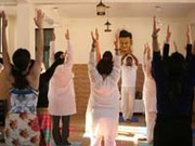 Pranayama Courses in India - Avatar Yoga School