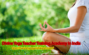 Divine Yoga Teacher Training Acedemy in India