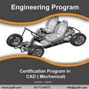Certificate  AutoCAD training in dehradun