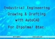 Engineering Drawing Drafting & Design Principles (AutoCAD – Mechanical