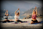 Vinyasa Yoga Teacher Training Course in Rishikesh India