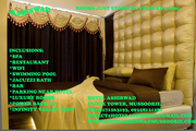 ASHIRWAD HOTEL & SPA in MUSSOORIE is offering you great services.