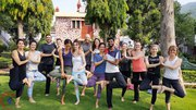 Chandra Yoga International Yoga TTC School.