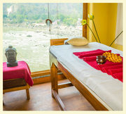 Best spa in Rishikesh - Divine Resort