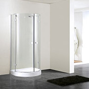 Top Frameless Shower Cubicle,  Glass Shower Doors,  Enclosures