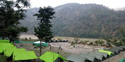 camp river rafting in rishikesh