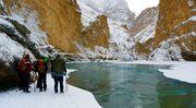 Chadar Trek | Trek in Ladakh | Trekveda