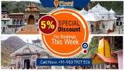 Chardham Yatra Tour Package by Helicopter | Fixed Departures