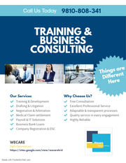 Training & Business Consultant