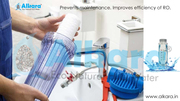 Natural water softeners for Domestic RO in haridwar