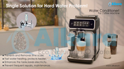 Natural water softeners for coffee machine in uttrakhand